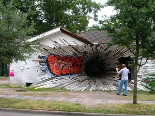 Hole-house