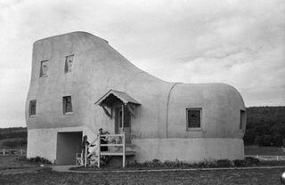 Shoe-house