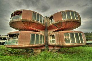 Ufo-house